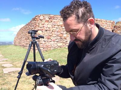 David Ferrando Giraut: presentation of the work developed during his residency