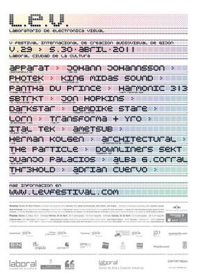 L.E.V. Festival 2011