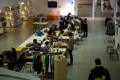 LABshop Design Market  December 2008