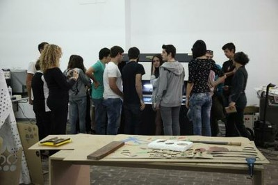Design and digital fabrication. Workshop II