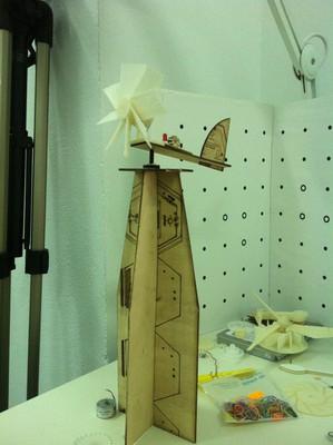 Design and digital fabrication. Workshop