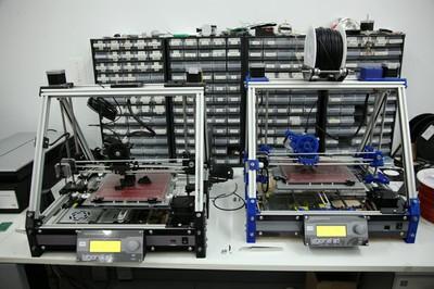3D printers as pedagogic tools. In collaboration with C.P. Lloreu