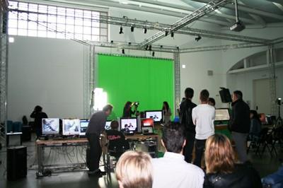 TV-LAB. Experimental television lab