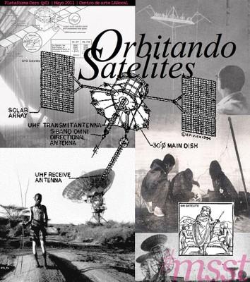 Encuentro Orbitando Satélites