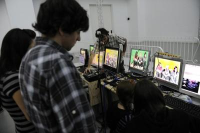TV-LAB. platO open set