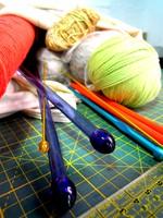 Knitting workshop for beginners