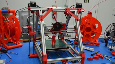 Workshop: build a RepRap