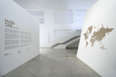 Mediateca expandida: Habitar