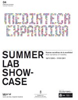 Magazine: Mediateca Expandida. SummerLAB_Showcase