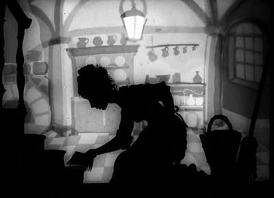 Aschenputtel (Cinderella), 1922