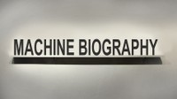 Machine Biography (2020)