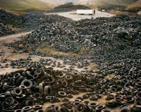 Oxford Tire Pile #2, 1999