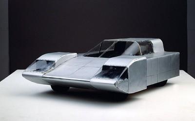 Model of Prova-car from '67, 1967