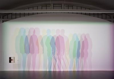 Your uncertain shadow (colour), 2010