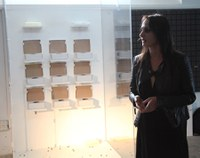 Angélica Liddell presents at LABoral an installation that pays tribute to the poetry of Emily Dickinson