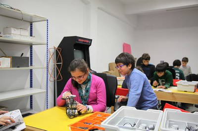 LABoral offers new cycles of Robotic Camps this summer