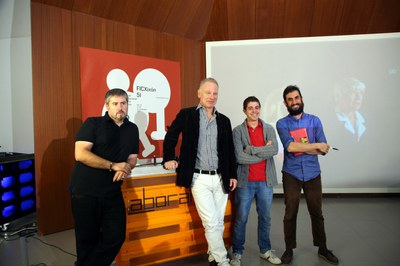 LABoral and Gijón International Film Festival create a new section which promotes activities linking film with visual arts