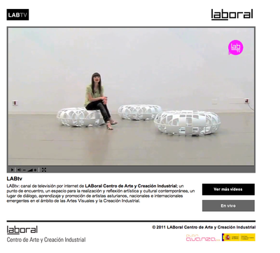 LABoral offers an audiovisual cycle on its online television on the occasion of the exhibition 'Fleeting Stories'