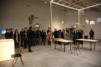 'Materia prima'  session on the film maker and disseminator  Guillermo Zuñiga