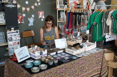 LABoral's LABshop Market celebrates a new edition this weekend
