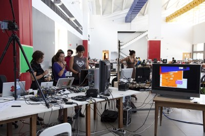 A hundred Spanish and foreign artists and creators take part in the IV edition of SummerLAB