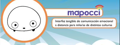 Mapocci, an interactive toy that aims to promote emotional education in children, wins the 'Next Things 2012' award