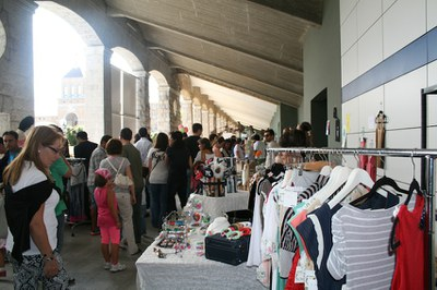 LABoral holds a new edition of its Design Market on Saturday 15 and Sunday 16 December