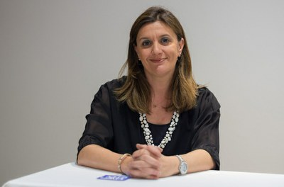 The notary public Montserrat Martínez, new President of Asociación de Amigos de LABoral