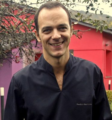 The Asturian chef Pedro Martino opens LABgastronomía this Friday