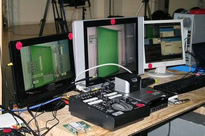 LABoral offers workshops focused on experimental television and digital design and fabrication in its educational area for the academic year 2012-2012