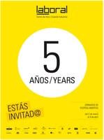 LABoral's Fifth Anniversary Programme