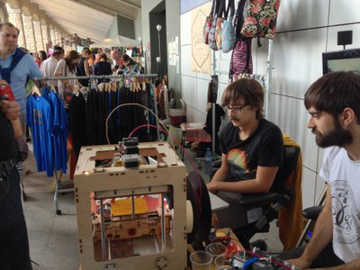 13,888 people participated in the activities at LABoral Centro de Arte during the past week