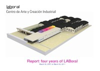 Report 4 years of LABoral