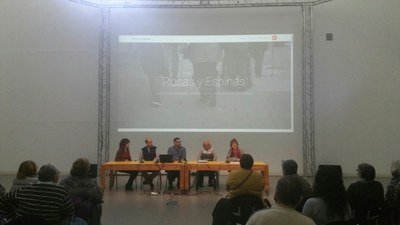 LABoral Centro de Arte and Amdas La Fonte present 'Rosas y Espinas', an artistic and social project on the life experience of women with disability