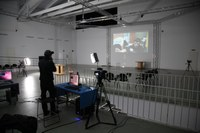 LABoral hosts 'INTACT', a workshop on real-time Web creation with telepresence and teleshared actions