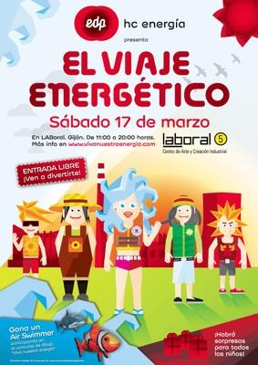 El viaje energético