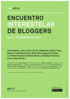 Encuentro Interestelar de Bloggers