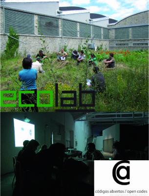 Presentación de espacio ecoLAB y Codigos abiertos