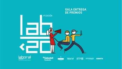 Gala entrega de Premios LAB<20
