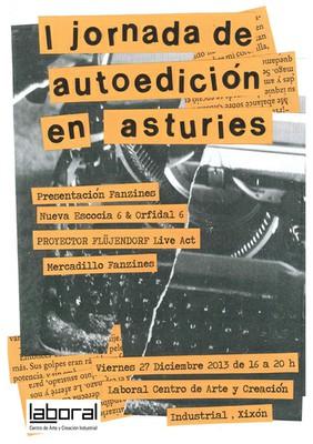 I Jornada de Autoedición de Asturias