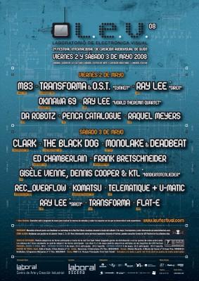 L.E.V. Festival 2008