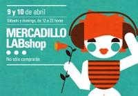 Mercadillo LABshop abril 2011