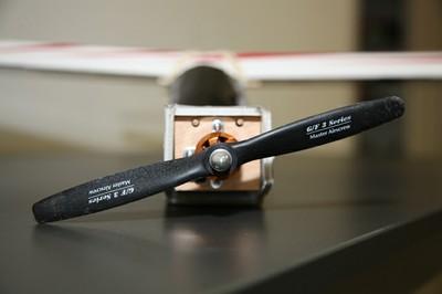 Taller de aeromodelismo utilizando técnicas de fabricación digital. 2ª edición