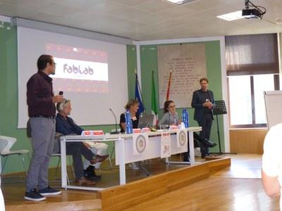 Conferencia final de FABLAB Schools EU - Palermo - 25 de octubre de 2018