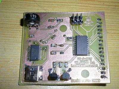 Diseño y fabricación de PCBs