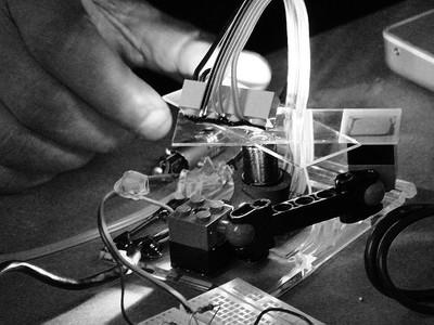 ecoLAB.Taller DIY Microscopio