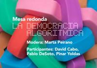 Mesa redonda sobre La democracia algorítmica