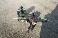 Taller de construcción de multicópteros utilizando técnicas de fabricación digital
