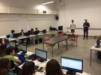 Introducción a la programación creativa. AuLAB 2014-15