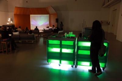 Seminario de arte contemporáneo para profesionales de la enseñanza. Arte, tecnología y nuevas prácticas artísticas